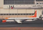チャーリーマイクさんが、羽田空港で撮影した国土交通省 航空局 YS-11-104の航空フォト(写真)