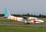 Bokuranさんが、新潟空港で撮影した旭伸航空 BN-2B-20 Islanderの航空フォト(写真)