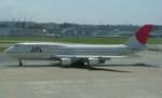 masa707さんが、福岡空港で撮影した日本航空 747-446Dの航空フォト(写真)