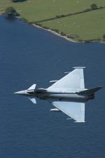 Norichan.comさんが、Corris Cornerで撮影したイギリス空軍 EF-2000 Typhoon FGR4の航空フォト(写真)
