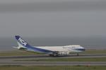 Euro Spotterさんが、中部国際空港で撮影した日本貨物航空 747-281B(SF)の航空フォト(写真)