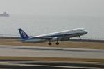 Euro Spotterさんが、中部国際空港で撮影した全日空 A321-131の航空フォト(写真)