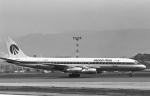 チャーリーマイクさんが、福岡空港で撮影した日本アジア航空 DC-8-53の航空フォト(写真)