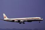チャーリーマイクさんが、福岡空港で撮影した日本航空 DC-8-61の航空フォト(写真)