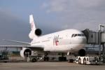 安芸あすかさんが、新千歳空港で撮影した日本航空 DC-10-40の航空フォト(写真)