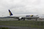 しかばねさんが、羽田空港で撮影したスカイマーク 767-36N/ERの航空フォト(写真)