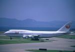 Espace77さんが、関西国際空港で撮影した日本航空 747-146B/SR/SUDの航空フォト(写真)