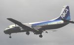 チャーリーマイクさんが、福岡空港で撮影した日本近距離航空 YS-11-117の航空フォト(写真)