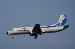 チャーリーマイクさんが、福岡空港で撮影したエアーニッポン YS-11-102の航空フォト(写真)