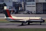 チャーリーマイクさんが、羽田空港で撮影した東亜国内航空 YS-11-124の航空フォト(写真)