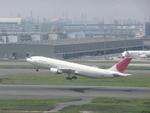 KAZKAZさんが、羽田空港で撮影した日本航空 A300B4-622Rの航空フォト(写真)