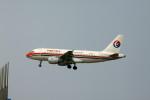 ポンタさんが、新潟空港で撮影した中国東方航空 A319-115の航空フォト(写真)