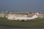 meijeanさんが、福岡空港で撮影した日本アジア航空 747-246Bの航空フォト(写真)