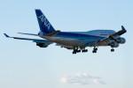 サイパンだ!さんが、成田国際空港で撮影した全日空 747-481の航空フォト(写真)