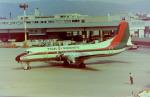 東亜国内航空さんが、伊丹空港で撮影した東亜国内航空 YS-11A-313の航空フォト(写真)