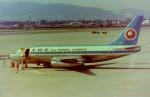 東亜国内航空さんが、伊丹空港で撮影した全日空 737-281の航空フォト(写真)