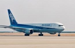 シグナス01さんが、大分空港で撮影したワールドエアネットワーク 767-381/ERの航空フォト(写真)