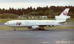 新城良彦さんが、成田国際空港で撮影した日本航空 DC-10-40Iの航空フォト(写真)