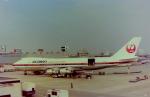 東亜国内航空さんが、伊丹空港で撮影した日本航空 747-146(SF)の航空フォト(写真)