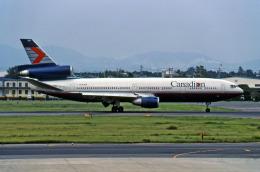 Gambardierさんが、名古屋飛行場で撮影したカナディアン航空 DC-10-30/ERの航空フォト(写真)