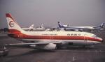 チャーリーマイクさんが、羽田空港で撮影した南西航空 737-2Q3/Advの航空フォト(写真)