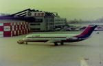 東亜国内航空さんが、伊丹空港で撮影した東亜国内航空 DC-9-41の航空フォト(写真)