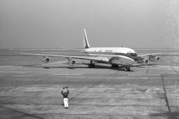 LAX Spotterさんが、羽田空港で撮影したエールフランス航空 707-328の航空フォト(写真)