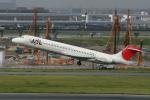 sumihan_2010さんが、羽田空港で撮影した日本航空 MD-87 (DC-9-87)の航空フォト(写真)