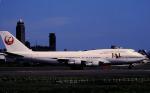 チャーリーマイクさんが、成田国際空港で撮影した日本航空 747-346の航空フォト(写真)