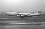 チャーリーマイクさんが、福岡空港で撮影した日本航空 747-146の航空フォト(写真)