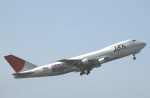 チャーリーマイクさんが、成田国際空港で撮影した日本アジア航空 747-246Bの航空フォト(写真)
