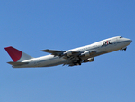 atsushiさんが、成田国際空港で撮影した日本航空 747-246Bの航空フォト(写真)