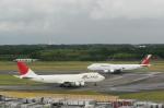 MOHICANさんが、成田国際空港で撮影した日本航空 747-246B(SF)の航空フォト(写真)