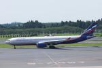 pringlesさんが、成田国際空港で撮影したアエロフロート・ロシア航空 A330-343Xの航空フォト(写真)