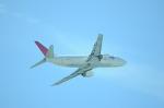 海人9さんが、那覇空港で撮影した日本トランスオーシャン航空 737-4Q3の航空フォト(写真)