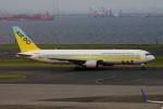 Koenig117さんが、羽田空港で撮影したAIR DO 767-33A/ERの航空フォト(写真)
