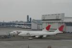 みやっちさんが、成田国際空港で撮影した日本航空 747-446の航空フォト(写真)