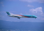 Espace77さんが、関西国際空港で撮影した日本エアシステム MD-90-30の航空フォト(写真)
