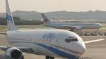 マドリード・バラハス国際空港 - Madrid-Barajas Airport [MAD/LEMD]で撮影されたエンターエア - Enter Air [ENT]の航空機写真