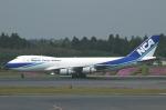 チャーリーマイクさんが、成田国際空港で撮影した日本貨物航空 747-281F/SCDの航空フォト(写真)