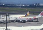Espace77さんが、羽田空港で撮影した日本航空 747-346の航空フォト(写真)