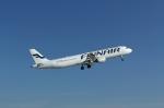 Lufthansaさんが、ヘルシンキ空港で撮影したフィンエアー A321-211の航空フォト(写真)