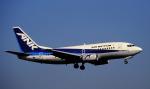 チャーリーマイクさんが、福岡空港で撮影したエアーニッポン 737-281の航空フォト(写真)