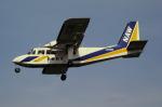 チャーリーマイクさんが、福岡空港で撮影した長崎航空 BN-2A-26 Islanderの航空フォト(写真)