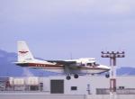 チャーリーマイクさんが、福岡空港で撮影した長崎航空 BN-2A-21 Islanderの航空フォト(写真)