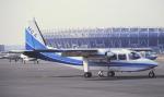 チャーリーマイクさんが、調布飛行場で撮影した新中央航空 BN-2B-20 Islanderの航空フォト(写真)
