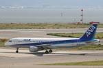 takikoki50000さんが、関西国際空港で撮影した全日空 A320-211の航空フォト(写真)