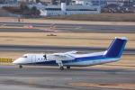 JA7NPさんが、伊丹空港で撮影したANAウイングス DHC-8-314Q Dash 8の航空フォト(写真)