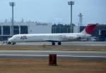 Yashiroさんが、熊本空港で撮影した日本航空 MD-81 (DC-9-81)の航空フォト(写真)