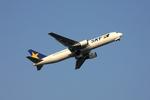 tsubameさんが、福岡空港で撮影したスカイマーク 767-3Q8/ERの航空フォト(写真)
